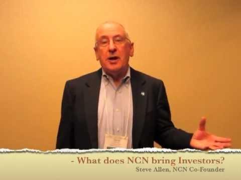 Why do key industry investors attend NCN meetings?
