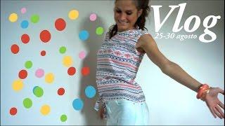 """""""Concurso de Lacasitos"""" Vlog verano 2014 (Recopilación clips 25-30 agosto)"""