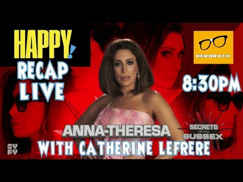 Happy! Finale Review with Catherine LeFrere LIVE at 8:30pm PST Tonight