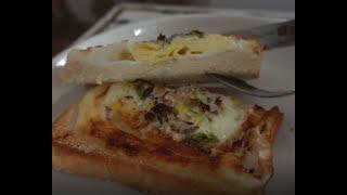 계란빵토스트 오븐&에어프라이어 초간단하게 만들어…