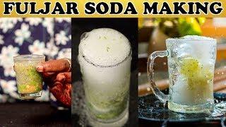 வடட மறயல FULJAR SODA சயவத எபபட..  kerala trending soda  Fuljar soda making  YOYO TV