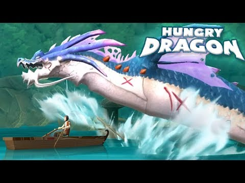 THE DRAGON TAKES FLIGHT!!! - Hungry Dragon Ep12 HD