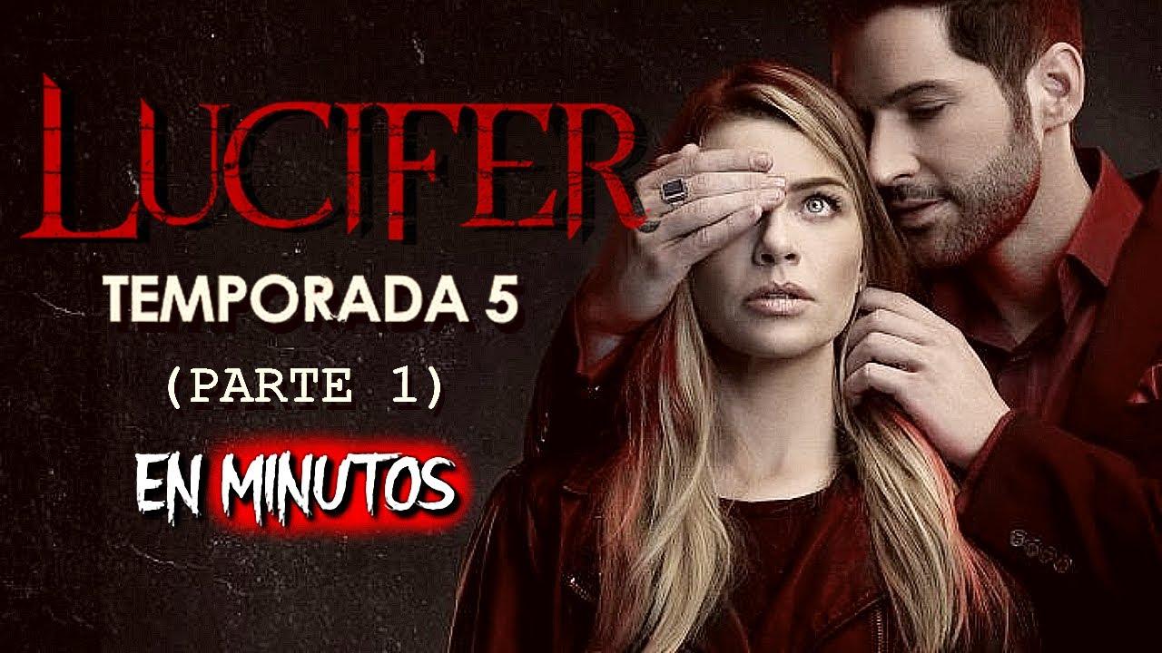 Download Lucifer Temporada 5 (Parte 1) En Minutos