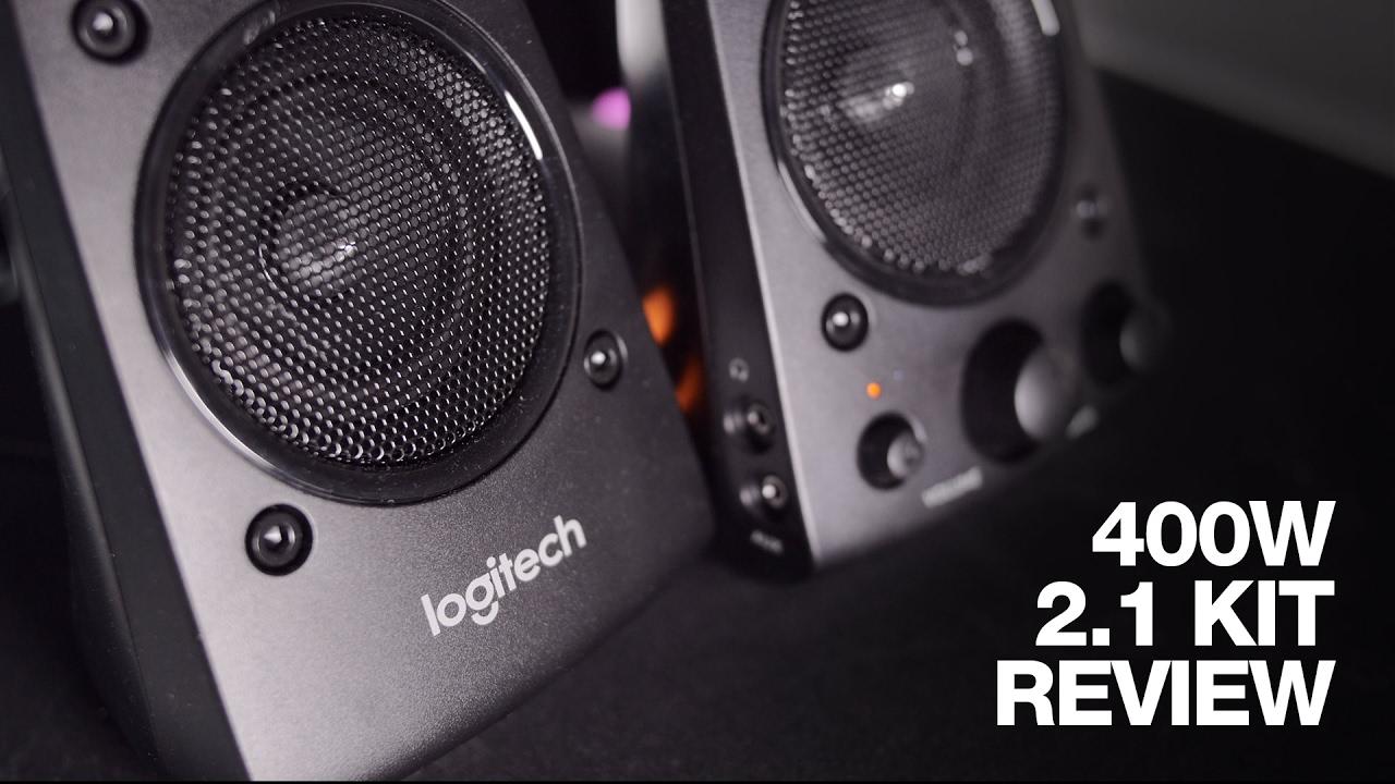 Logitech Z623 2 1 Speakers Review