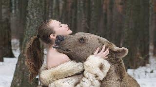 ЭТО РОССИЯ, ДЕТКА! Медведь Степан. Ручной медведь [Удивительный мир#38]
