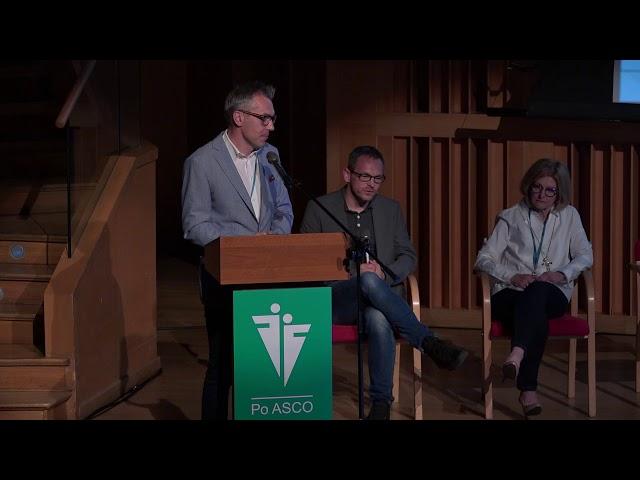Dr hab. n. med. R. Zaucha, Prof. dr hab. n. med. P. Wysocki, Dr hab. n. med. R Sosnowski - Dyskusja