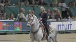 Bo Derek At The Del Mar Horse Show, 2012