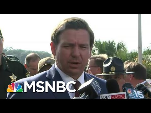 Florida Gov Reacts To Shooting: Saudi Arabia 'Owes A Debt' | MSNBC