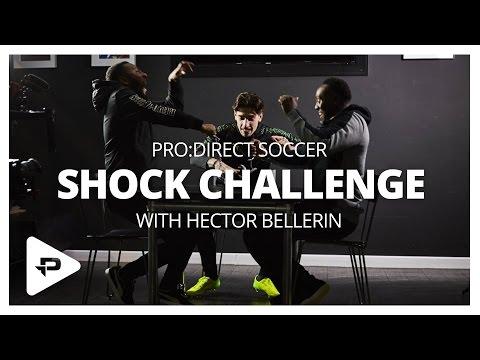 Héctor Bellerín Interview | Shocking Questions