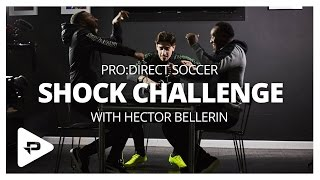 Hector Bellerin Interview | Shocking Questions