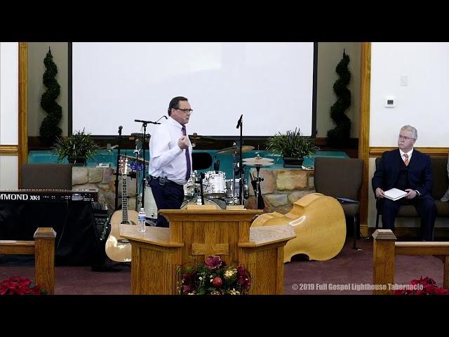 Bro. Kelley Hildebrandt December 1, 2019