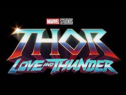 THOR 4: Love and Thunder (2022) Teaser Trailer – Natalie Portman, Chris Hemsworth