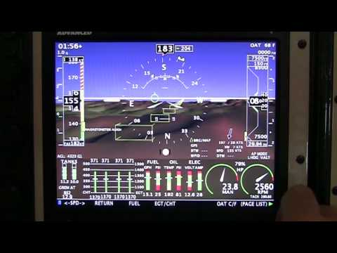 Advanced Flight Systems 5000-series EFIS