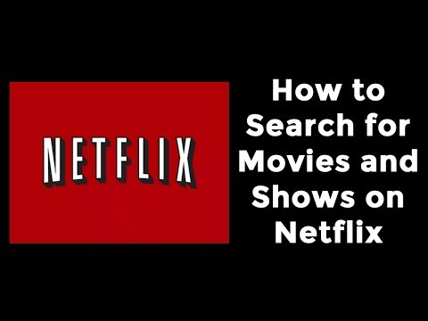how-to-search-for-movies-and-shows-on-netflix