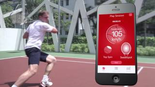 Tennis Tech: QLIPP Tennis Sensor
