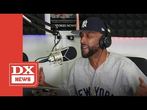"""Lord Jamar Responds To Eminem: """"I'm Disappointed In This Little Diss"""""""