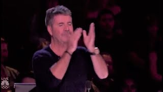 The Results: America Voted and Simon Cowell Jumped Up & Down! America's Got Talent 2017