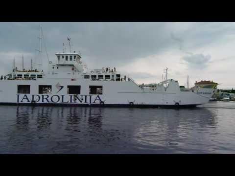 [HR] Zadar Harbor, Croatia