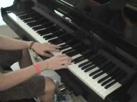 The Zephyr Song The Red Hot Chili Peppers On Piano Youtube