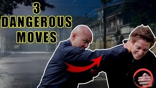 3 Dangerous Moves to win any Street Fight | How to use leg attack