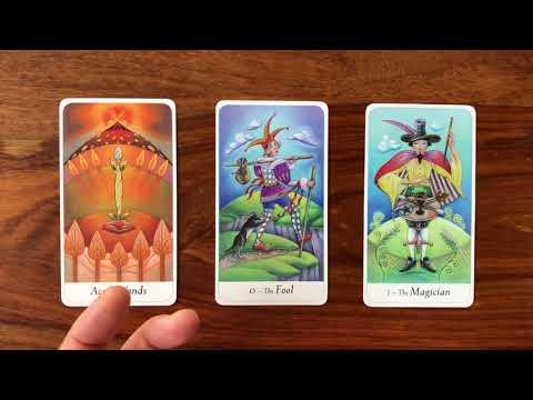 Daily Tarot Reading for 4 April 2018 | Gregory Scott Tarot