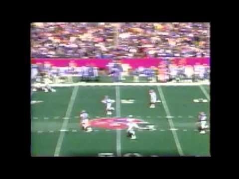 Buffalo Bills vs. Seattle Seahawks - October 15, 1995