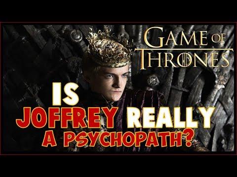 Joffrey Baratheon: Born or Made?