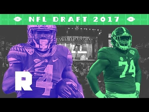 The Two Best Remaining Players For Round 2 Of The NFL Draft | 2017 NFL Draft | The Ringer