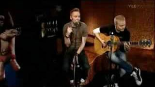 Poets Of The Fall Ultimate Fling Live Acoustic