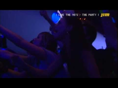 snap-rhythm is a dancer (live at i love the 90s party 12-04-2008)