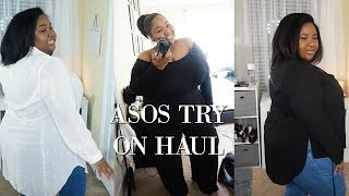 $300 at ASOS | Plus Size Try On Haul