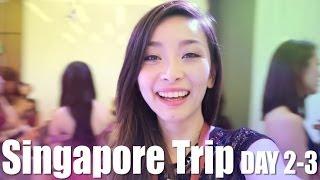 Singapore Trip Day2.3: SK-II Beauty Wonderland[English Subs] - AsahiSasaki Thumbnail