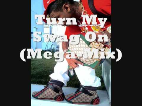 """Turn My Swag On"" MEGA-MIX!!! Soulja Boy Tell 'em ft. Lil' Wayne, Busta Rhymes etc."