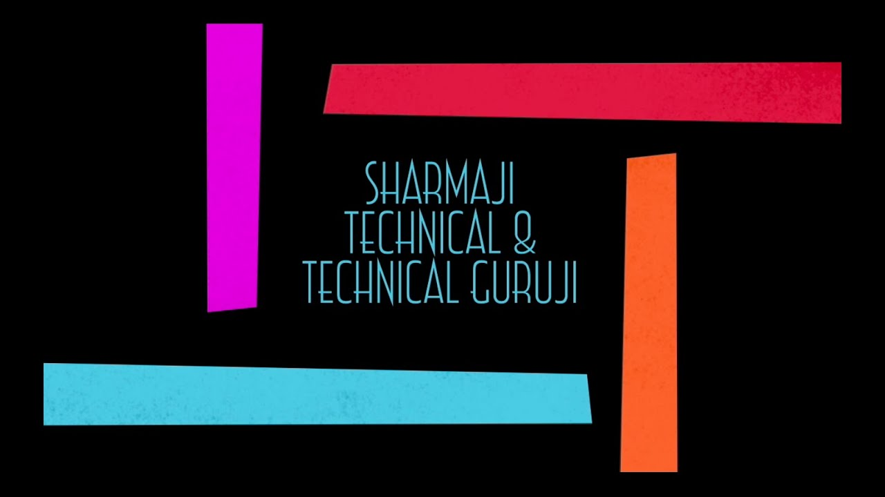 Technical Guruji Teaser | A New Beginning