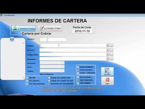 Cartera HD