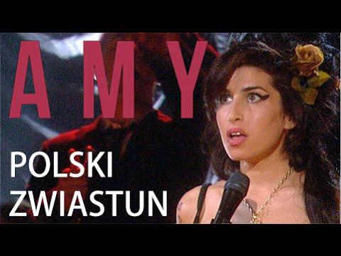 AMY (2015) zwiastun PL, film dostępny naVOD iDVD