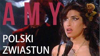 AMY (2015) zwiastun PL, film dostępny na VOD i DVD
