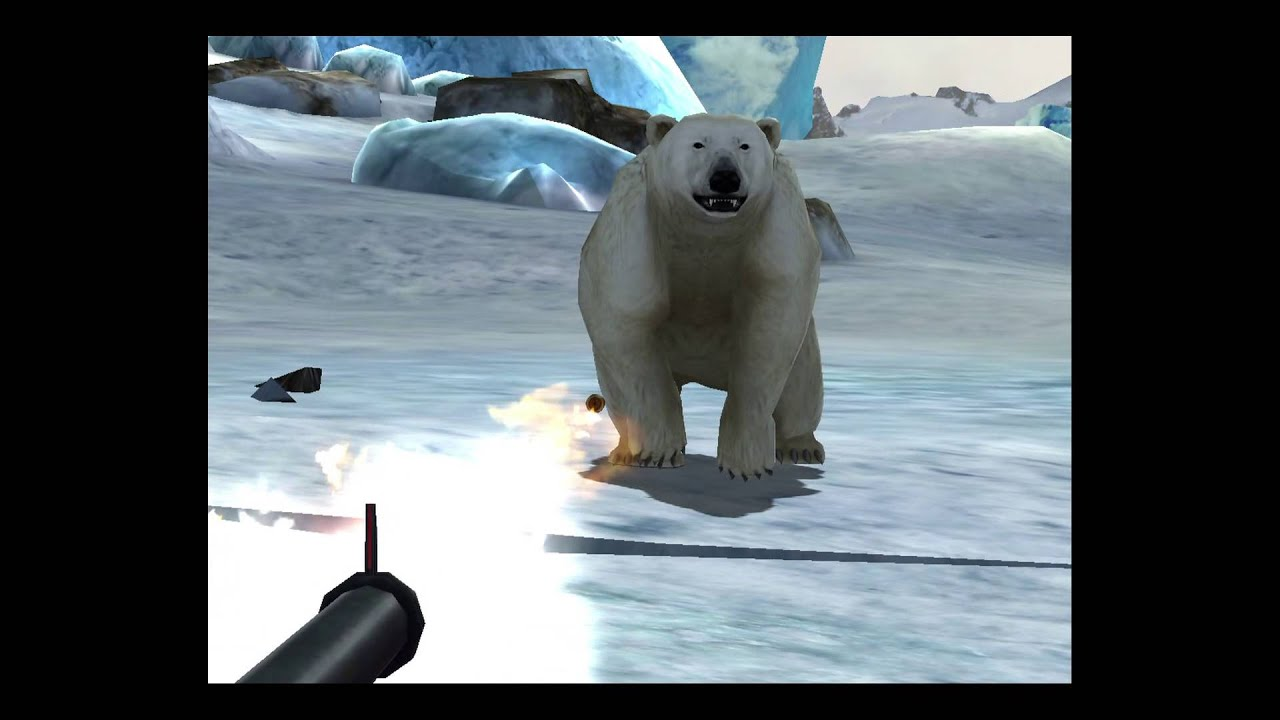 deer hunter 2014 polar bear glacial bay region 10. Black Bedroom Furniture Sets. Home Design Ideas