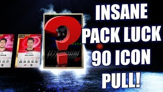90 ICON PULL + MORE PACK LUCK! - NHL 20 Pack Opening & Team Update