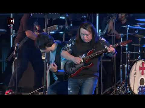 Iron Cross live Concert new year eve 2018 Big9 TV