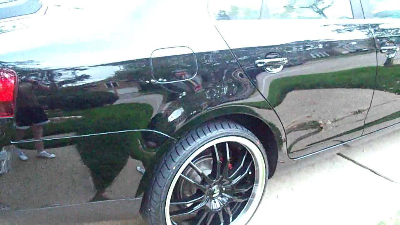 My 2010 Jetta On 20 Inch Rims Youtube