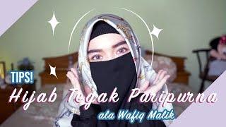 Download Video Tips Hijab Tegak Paripurna ala Wafiq Malik! MP3 3GP MP4