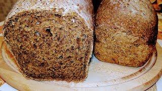 Рецепт хлеба без ржаной муки