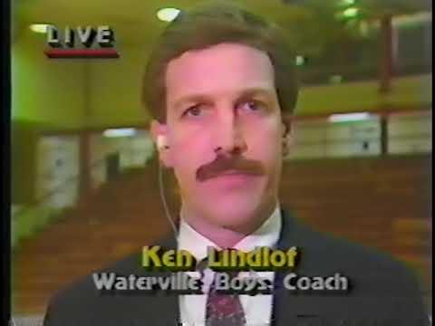 1988 Maine High School Class A Tip Off Seeding Show