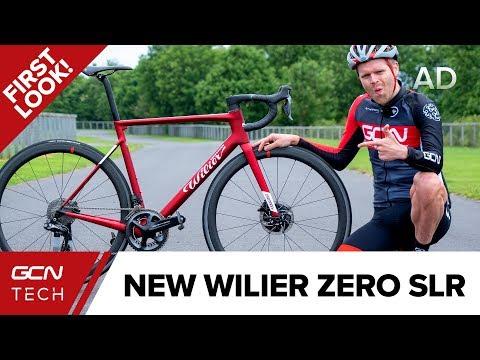 New Wilier Zero SLR | Lightweight Aero Bike First Look