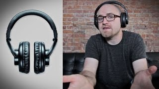 shure SRH440 Headphone Review