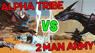 THE UNSTOPPABLE DUO (SO MUCH LOOT!) - ARK Official PvP Extinction