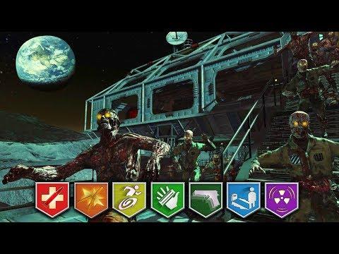 Moon: Rainbow Perk Challenge - nachher Highround [Deutsch] | Black Ops 3 Zombies