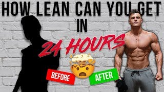 I Ate No Carbs For 24 Hours And THIS Is What Happened...