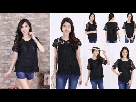 แฟชั่นชุดสีดำ สวมใส่ไปทำงานได้ ชุดแซกสีดำ ชุดทำงานสีดำ กระโปรงสีดำ เสื้อคอโปโล  แฟชั่นชุดสีดำราคาถูก